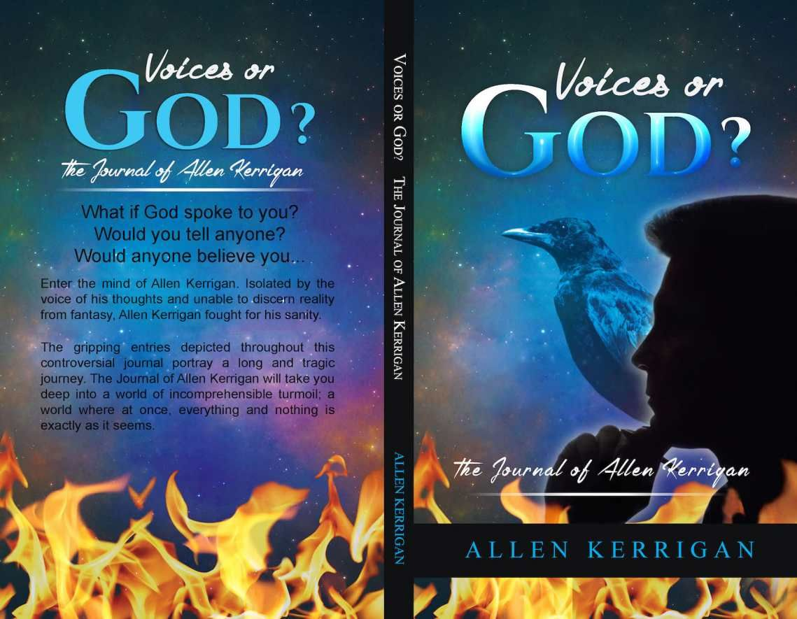 "Now Available on Amazon – ""Voices or God: The Journal Of"