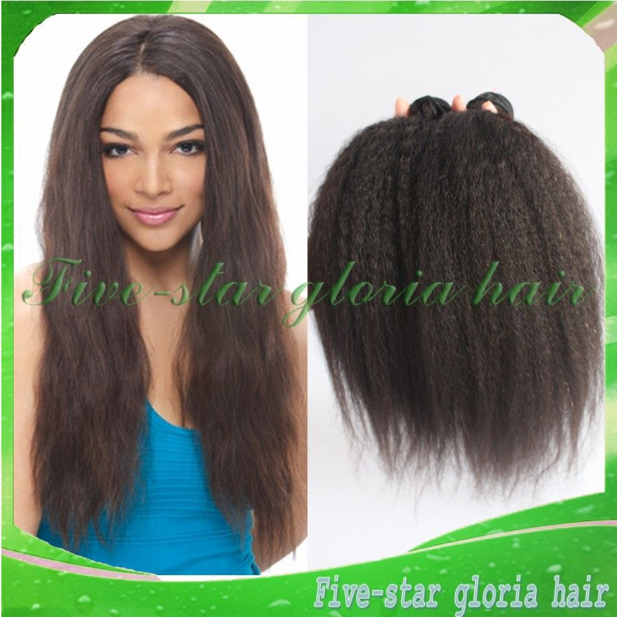 Find More Hair Weaves Information About Luvin 7a Brazilian Kinky