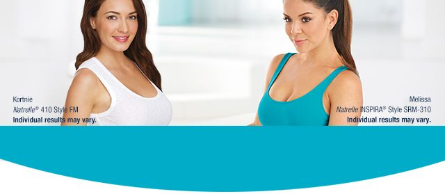 Before & After Photos of Breast Augmentation | Natrelle®