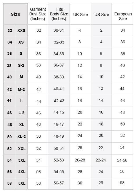 New Malden In 2019 Geeta Patiala Dress Clothing Size Chart
