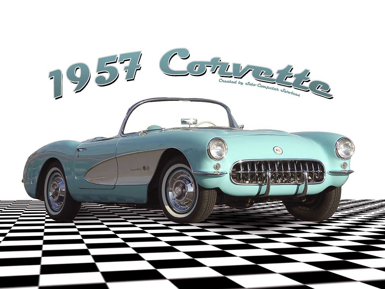 1957 Corvette - the best car ever invented! | Corvette | Pinterest ...
