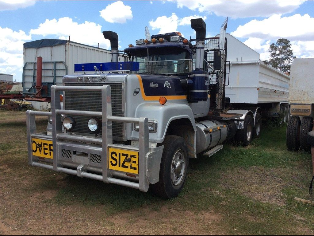 1986 MACK SUPERLINER for sale | Trade Trucks, Australia | mack ...