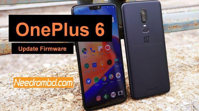 OnePlus 6 (A6000) Unbrick Firmware Download | Smartphone