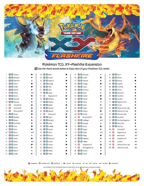 liste carte pokemon pdf Pin by Niki McMurtry on Miscellaneous | Pokemon, Pokémon tcg
