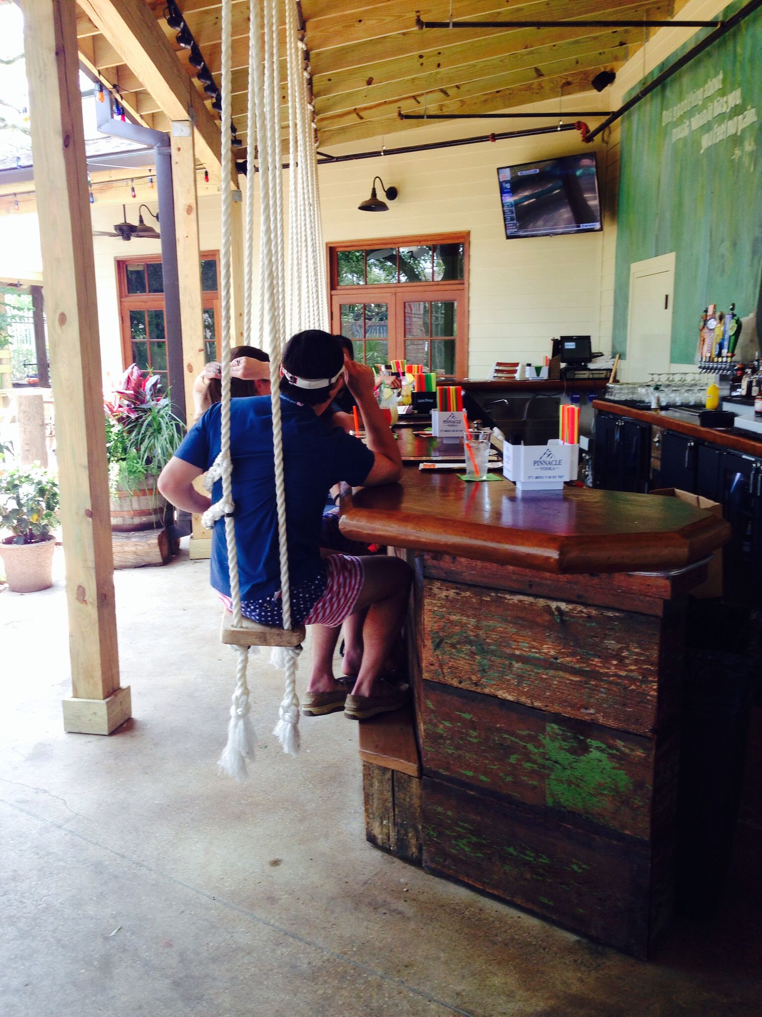 sushi yama wonderful food check out the jill salad delicious this is the bar at the rum house in baton rouge need to try mile