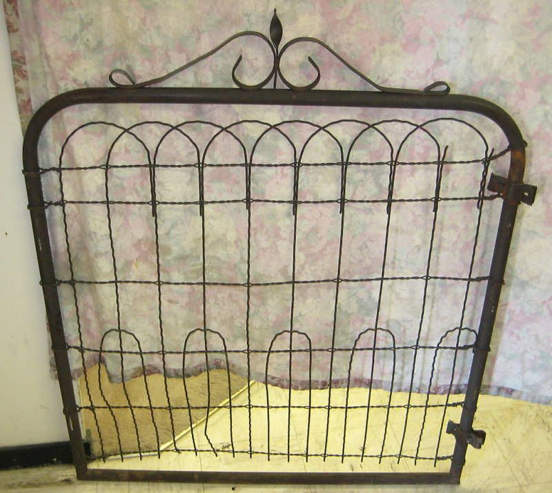 Vintage Gate Would Look Lovely In The Garden Somewhere. I Must Find One Of  These