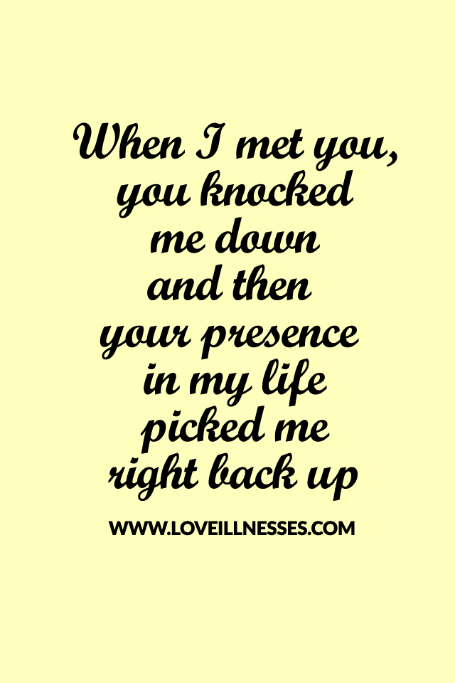 thank god i found you loving you