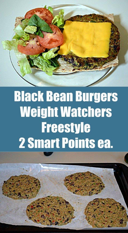 Weight Watchers Black Bean Burger Recipe Make Ahead And Freeze
