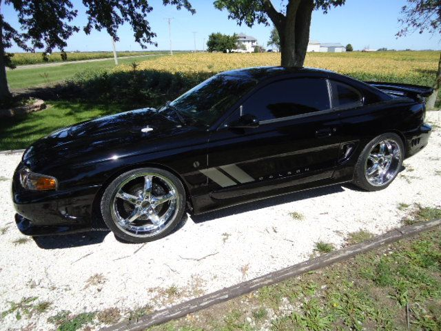 Pin By Daniel Nuckols On Classics Of The 90 S Mustang Saleen Mustang Ford Mustang Saleen
