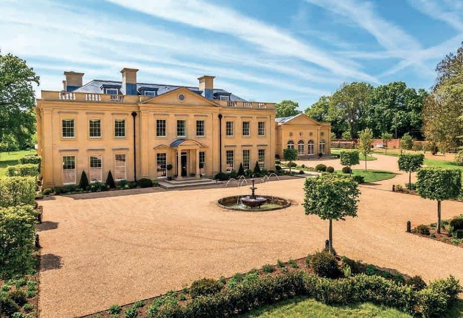Sydenhurst An Impressive Home On 30 Acres Surrey England Uk