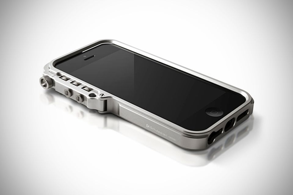 quality design 68d8e 5aa41 TRIGGER Case Metal Bumper Case for iPhone 5 | Tech Show | Iphone ...