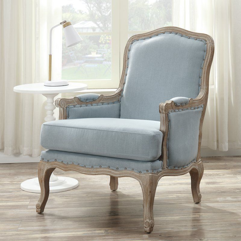 Clairan Armchair French Country Living Room Farmhouse Armchair Country Living Room