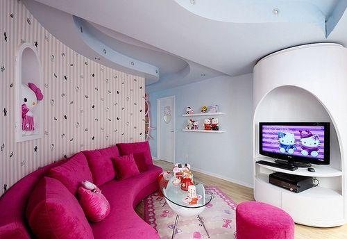 Perfect Fancy Hello Kitty Home Decor Theme | Ikaisi.