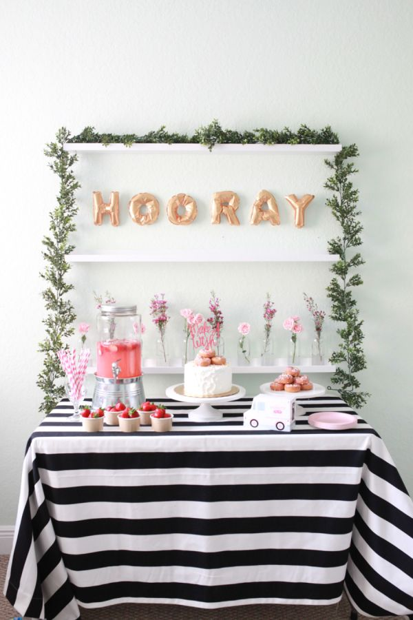 3c4a13d40c73 A Birthday Party Theme that You'll Love Whether You're 3 or 30 - Style Me  Pretty Living