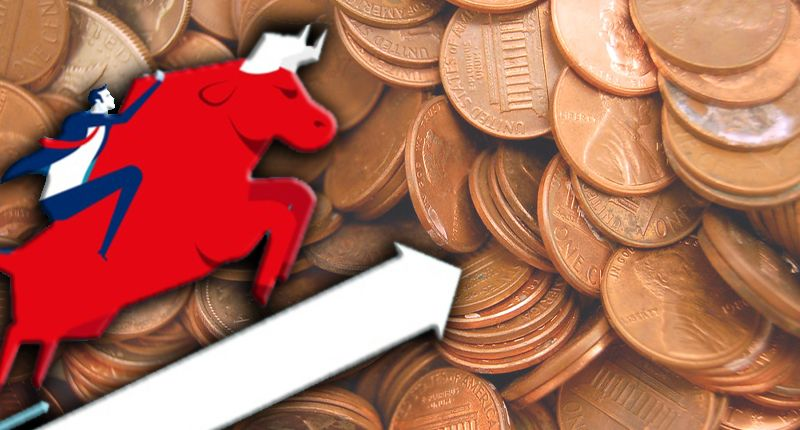 7 penny stocks making a comeback this month 2 over 50 so