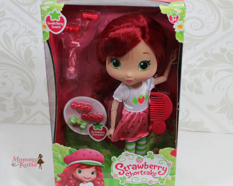 Mommy Katie: Holiday Gift Ideas with the Strawberry Shortcake S...
