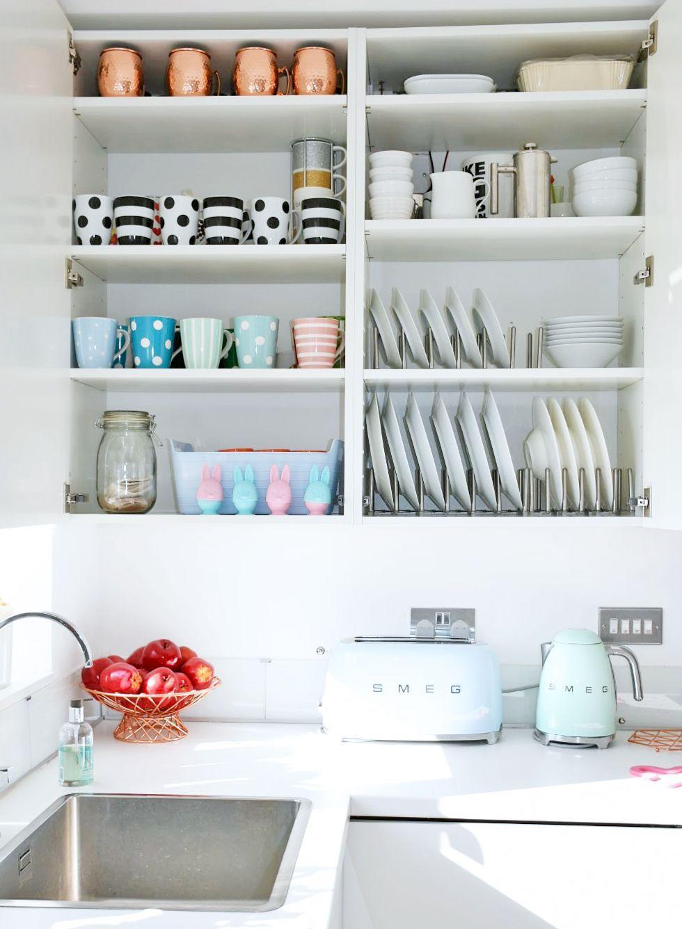 New Ideas Kitchen Organisation Ideas