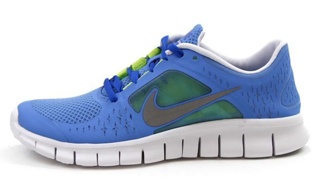 Nike Free Run+ 3 Chica