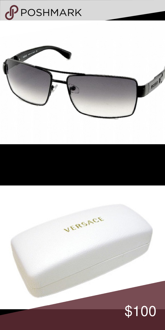 ac78de616506 Versace sunglasses model 2041 Worn once in great condition! Versace  Accessories Sunglasses
