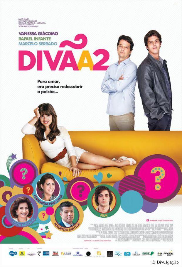 Diva A 2 Filmes Filme Nacional