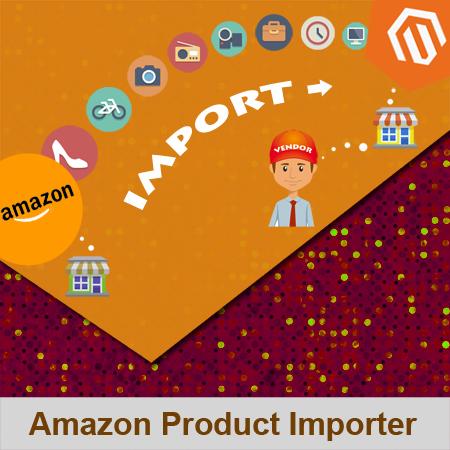 Amazon Product Importer Addon Importer Extension Cedcommerce Amazon Store Amazon Magento