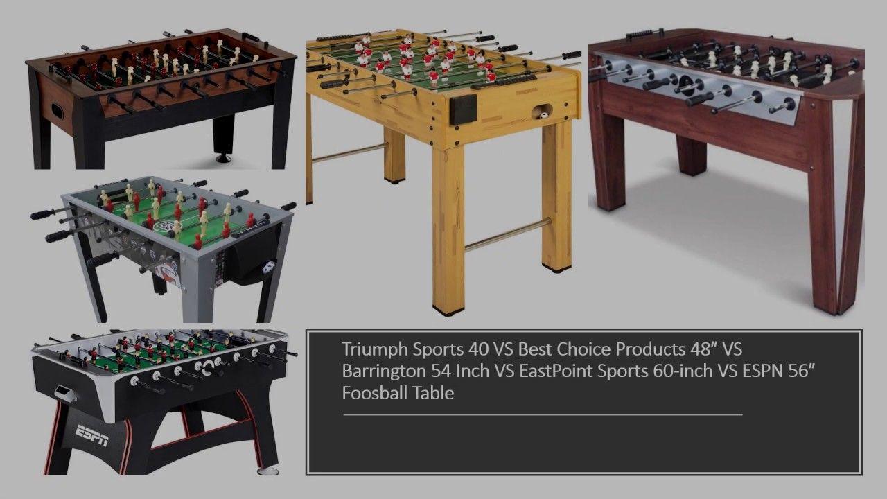 Triumph Sports Vs Best Choice Products Vs Barrington Vs Eastpoint