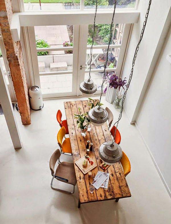 Épinglé par Loes van Druenen sur Huisje Pinterest La chaise