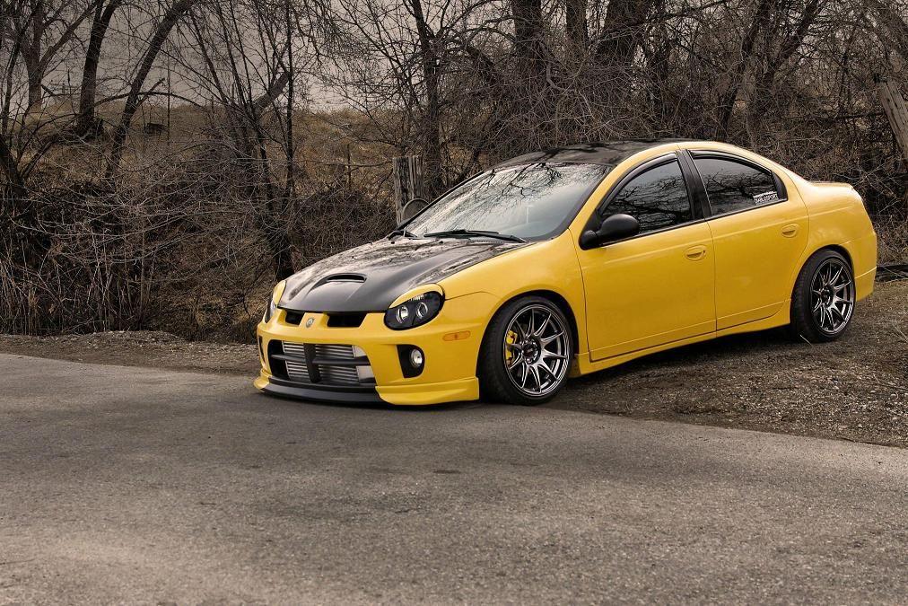 Yellow06gt S Image Dodge Srt 4 Srt4 Neon Tuner Cars