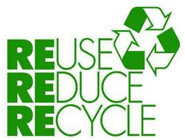 Recycle and help out the world