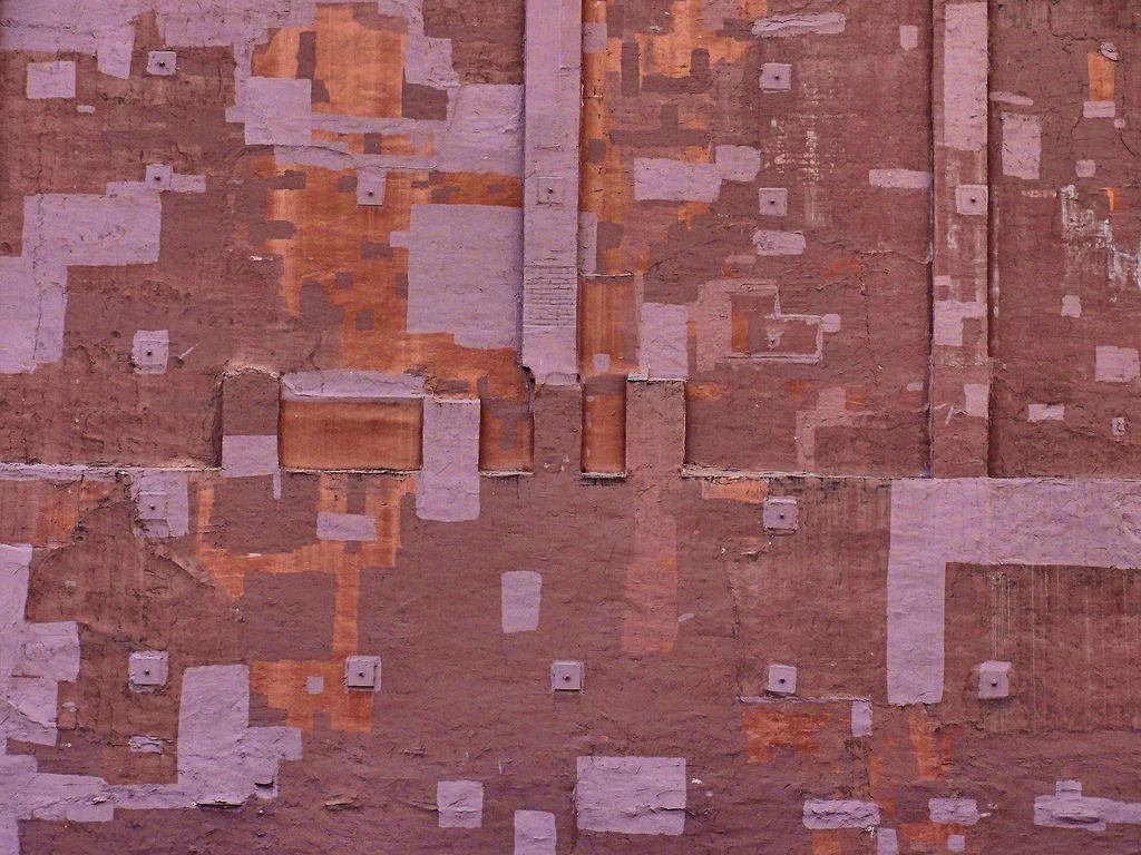 abstracionismo pós-pictórico #2... (2011) by Bruce Grant