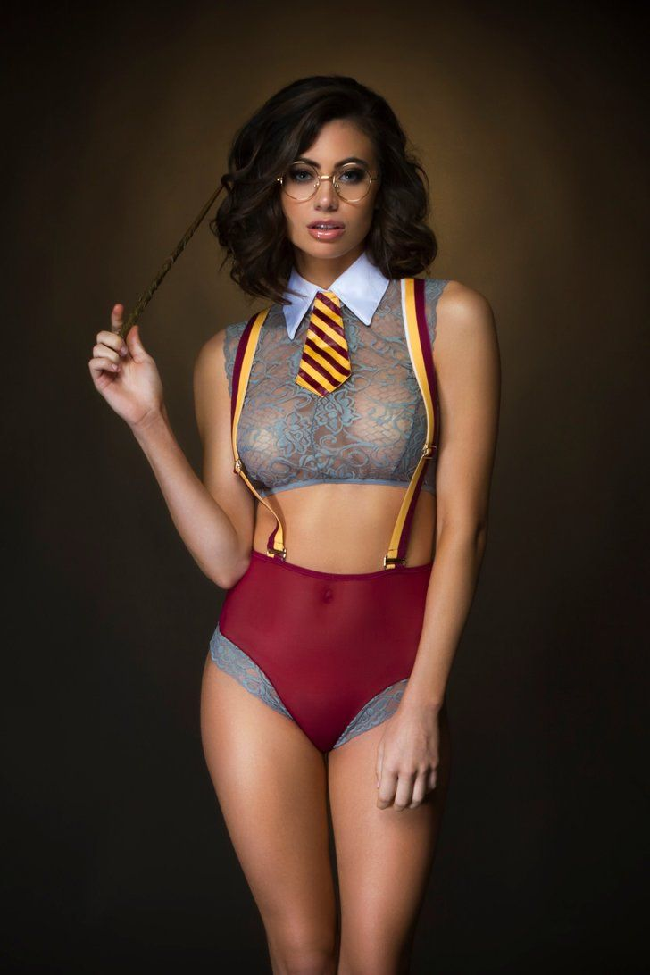 50330b4a89174 Cast a Spell on Everyone in These 7 Sexy Harry Potter Halloween Costumes