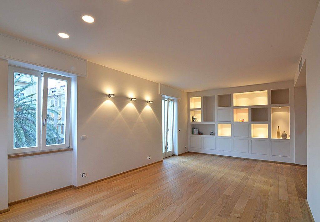 Appartamento ci riviera ligure 2013 bianchi bosoni for Case arredate da architetti
