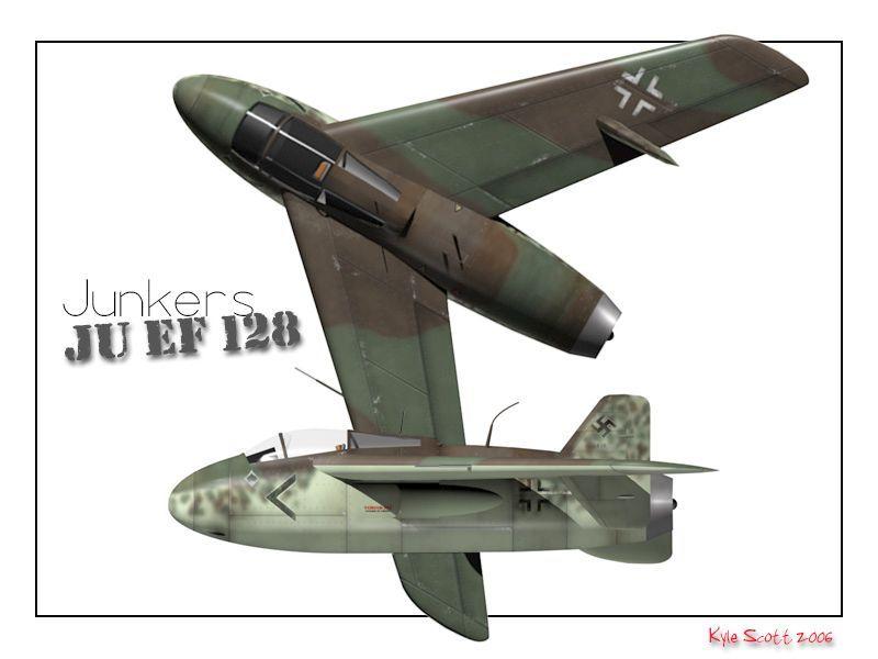 Junkers Ju EF128