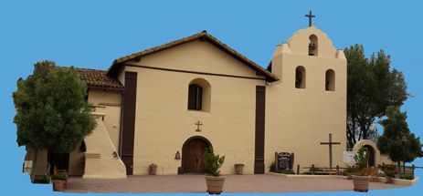 Old Mission Santa Inés, Solvang CA | Solvang, CA | Pinterest | Cas