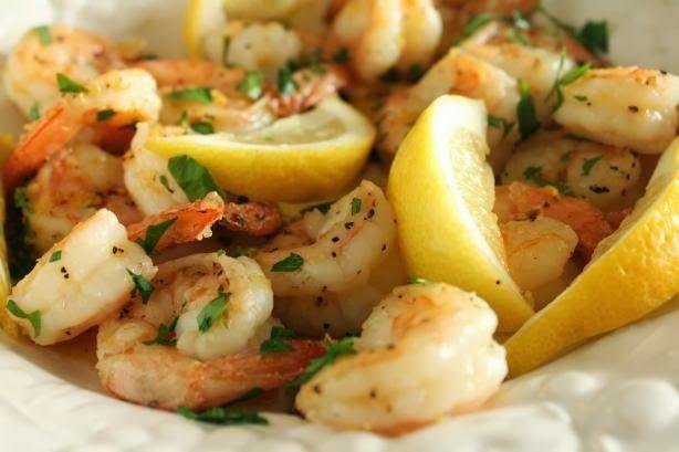 4 Minute Spicy Garlic Shrimp - Cook'n is Fun - Food Recipes, Dessert, & Dinner Ideas