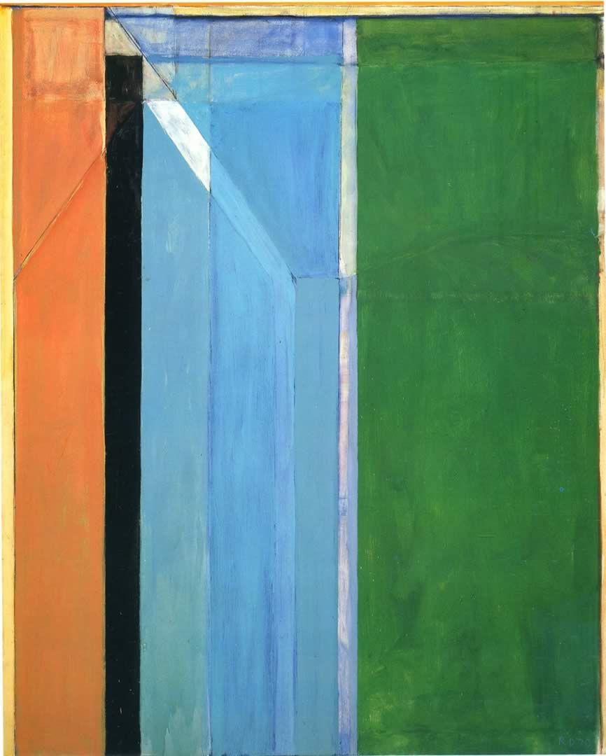 Richard Diebenkorn - Ocean Park 30