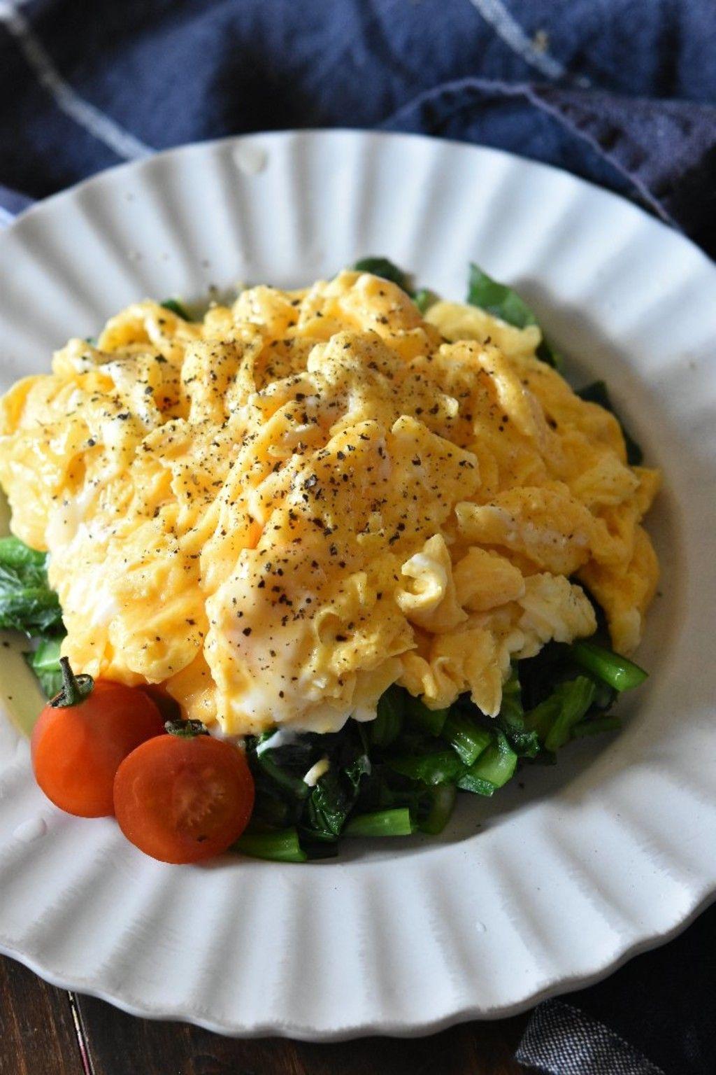 料理 レシピ 卵