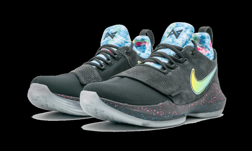 Nike Pg 1 Promo Eybl Elite Youth Basketball League 942303 001 In 2020 Youth Basketball Kobe Bryant Shoes Nike Basketball Shoes