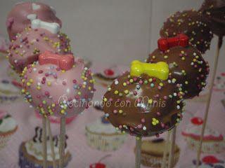 Cocinando con Minis: Como Hacer Cake Pops