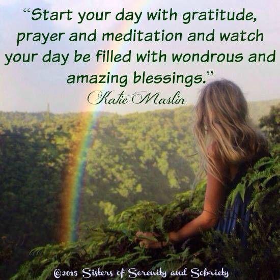 Good Morning! by Katie Maslin | Meditation, Serenity, Love ...