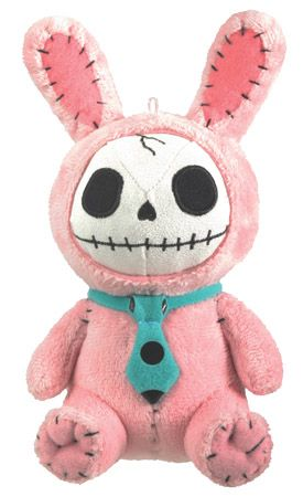 Furrybones Pink Bun-Bun Small Plush (Bunny)