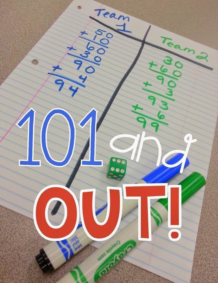 5 Math Games Every Classroom Needs to Play | Pinterest | Maths, Fun ...