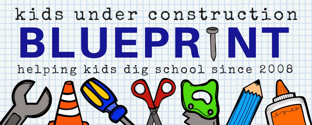 Kids under construction blueprint teaching pinterest explore under construction motor activities and more malvernweather Gallery
