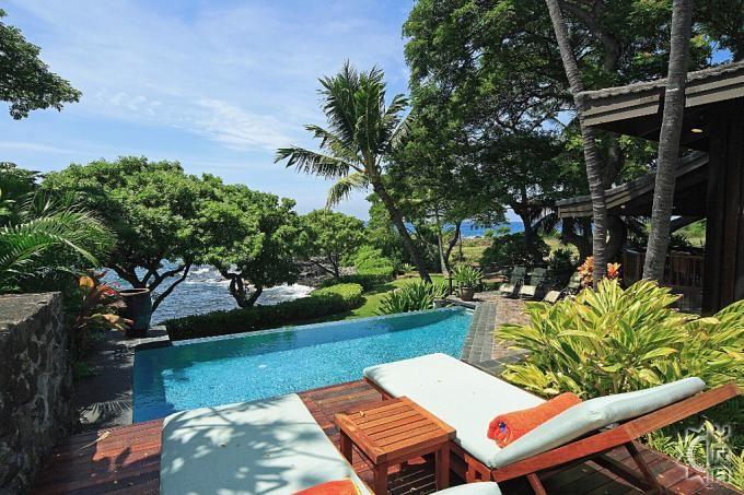 alii honu kai vacation rentals private home in kona big island kona rh pinterest com