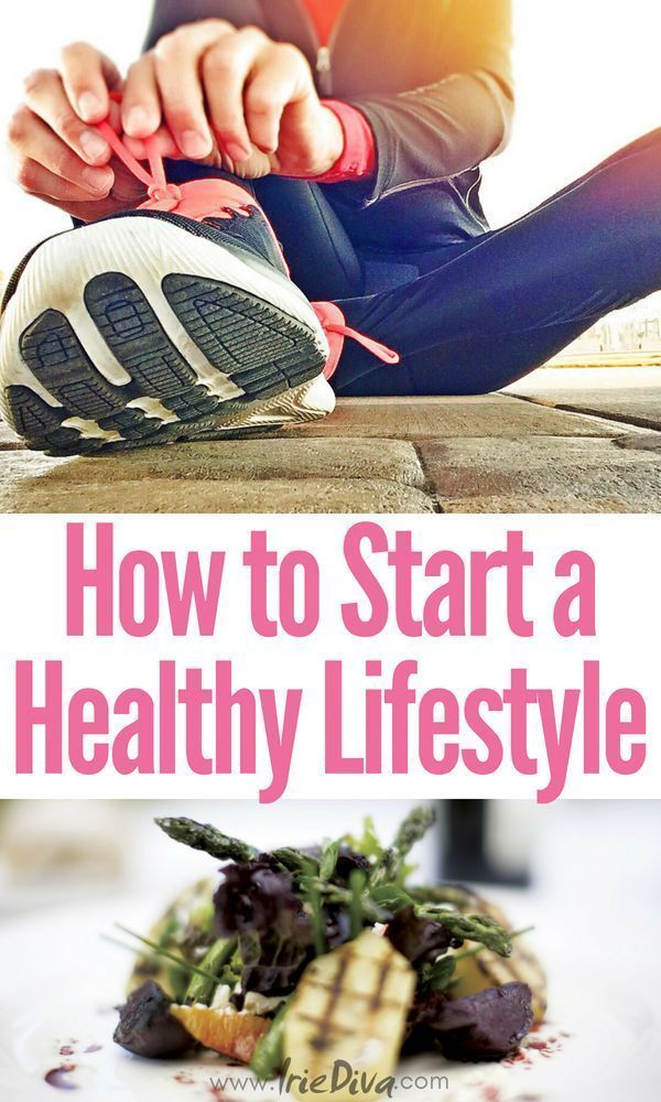 How to start a healthy lifestyle - 15 health and fitness tips for beginners