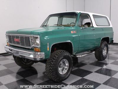 1973 Gmc Jimmy Classic Pickup Trucks Gmc Vehicles Chevy Trucks