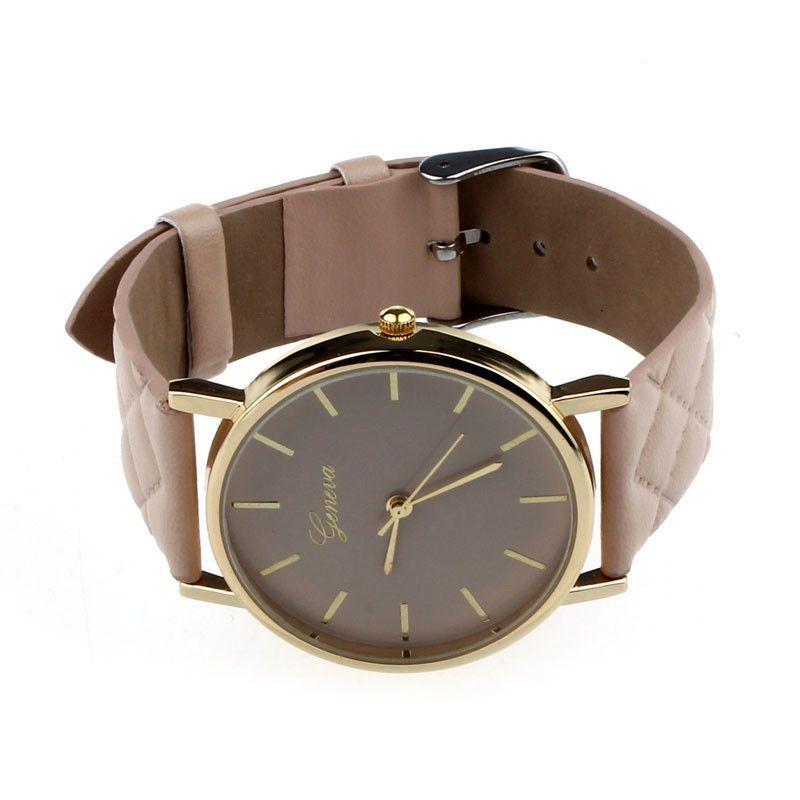 Designer Fashion Multi Colored Gold Watches