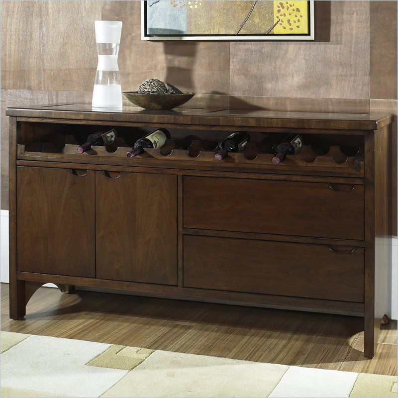 Somerton Dwelling Manhattan Dining Buffet Side Server   419