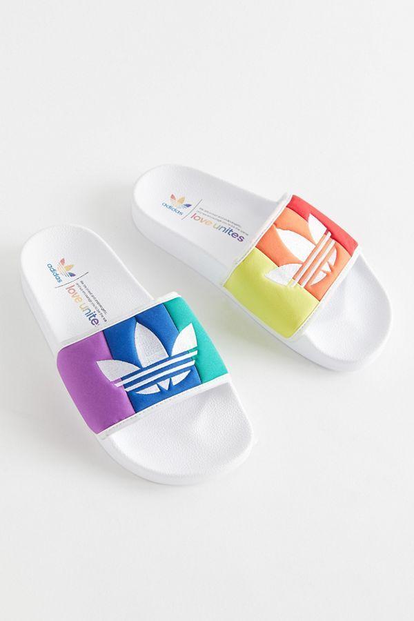 adidas Pride Adilette Slide | Sandal