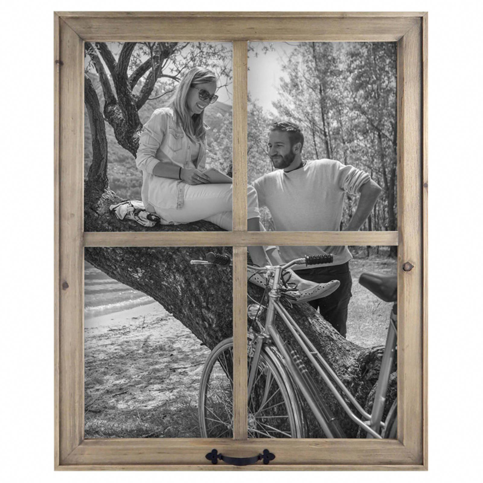 55aa29997af88df8d7e3152e59425232 - Better Homes And Gardens 4 Opening Rustic Windowpane Collage Frame